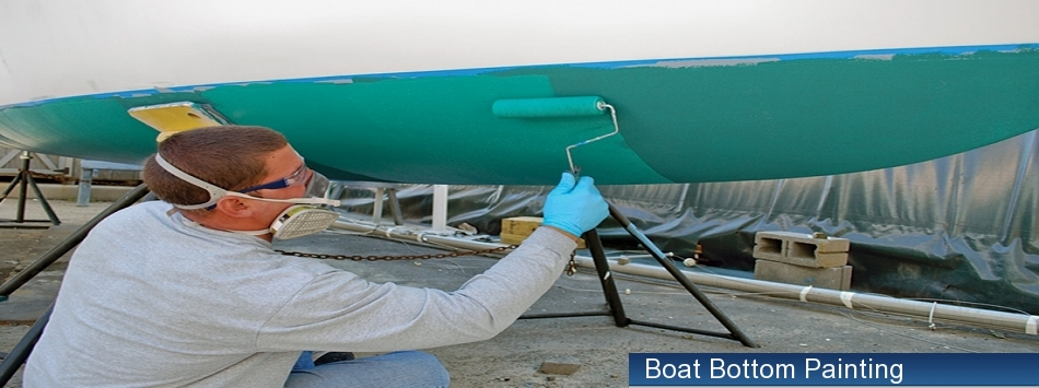 Boat Bottom Painting Services