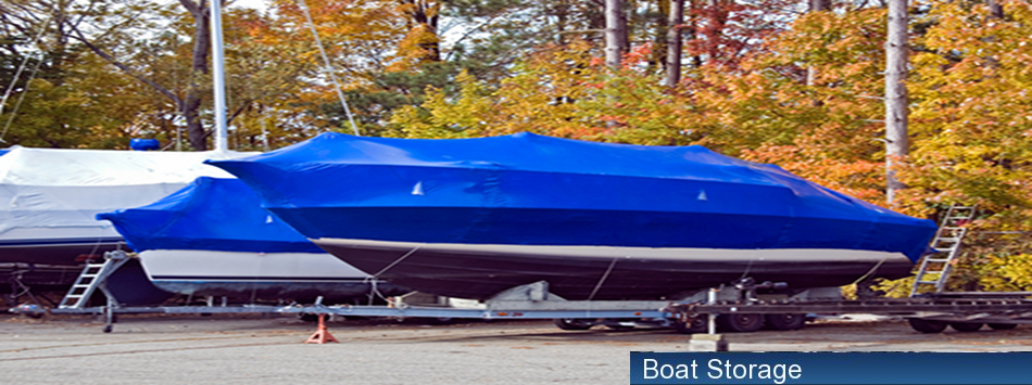 Boat Storage Services